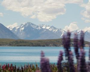 Lake Takapō/Tekapo. File photo