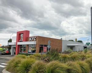 KFC Botany Downs. Photo: Google Maps