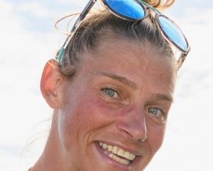 Simone Maier.
