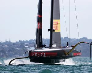 Luna Rossa once again dominated Ineos Team UK on the water to win the Prada Cup and advance to...