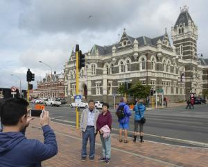 The Dunedin Law Courts have become a tourist drawcard, but what goes on 
