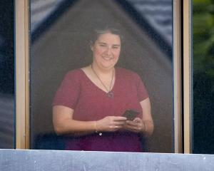 Lucinda Baulch spent 28 days at the Grand Mercure MIQ facility in Wellington. Photo: NZ Herald