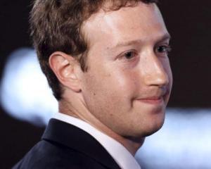 Mark Zuckerberg. Photo: Reuters