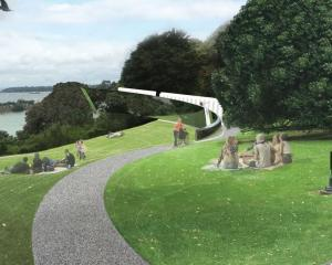 The final design for the National Erebus Memorial. Image: Ministry for Culture and Heritage