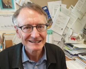 Professor Nick Wilson. Photo: RNZ