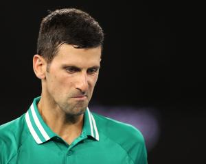 Novak Djokovic was not one of the players hit with the extra quarantine requirements, but says a...