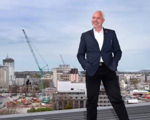 Former Christchurch Mayor Sir Bob Parker in 2013. Photo: Martin Hunter