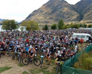 The event attracts thousands of entrants each year. Photo: ODT files