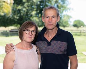 Neville Ross has brain cancer. His wife, Denise, says she can't help wondering if there is any...
