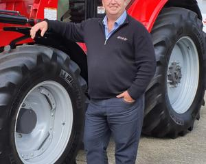 Farm equipment supplier JJ Ltd's managing director Paul Jones, of Invercargill, said he expected...