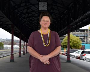 Otago Farmers Market general manager Michele Driscoll began her new role on February 1. PHOTO:...