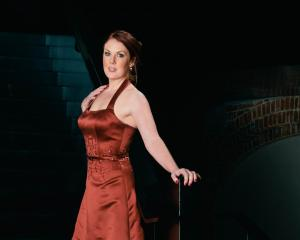 Dunedin-based soprano and University of Otago alumna Anna Leese ...