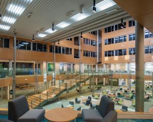 University of Otago Business School, Dunedin (Mason & Wales Architects). Photos: Supplied
