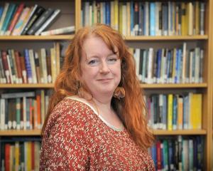 Associate Prof Sarah Wakes, head of the University of Otago department of mathematics and...
