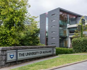 At the University of Auckland 300 people have signed up for a voluntary leaving package. Photo:...