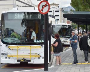 All buses now have huge front destination lettering to allow visually-impaired people to see...