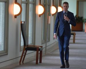 Attorney-General Christian Porter. Photo: Getty Images