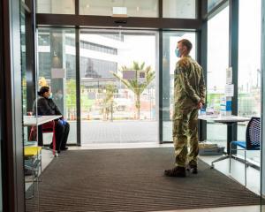 Photo: Supplied / NZDF via RNZ