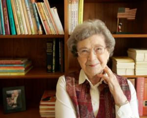 "Beverly Cleary said she decided she wanted to write about ordinary ""grubby kids,"", rather than..."