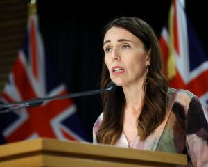Jacinda Ardern. Photo: Getty