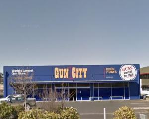 Gun City Dunedin. Photo: Google