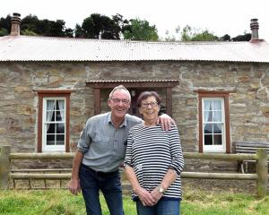 Kevan and Lynette McAlwee spent a year restoring their early 1860s cottage.