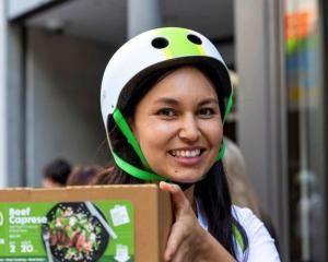 My Food Bag founder and shareholder Nadia Lim. Photo: Supplied via NZ Herald