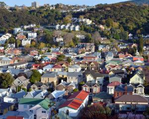 Hostel living around the world is easier than flatting in Dunedin. Photo: ODT
