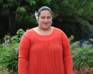 Oamaru Pacific Island Community Group's new pacific community health link worker Uinita Tapa...