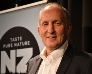 Beef + Lamb New Zealand chairman and Southland farmer Andrew Morrison at the organisation's...