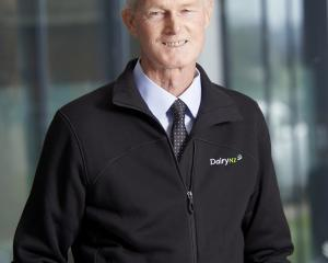 DairyNZ chairman Jim van der Poel. Photo: Supplied
