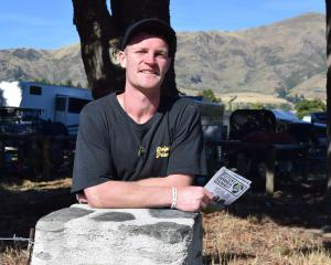 Future Whenua Summit organiser Zeb Horrell is set for the agricultural innovation event in...