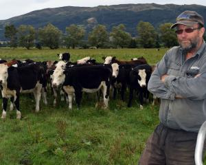 Sheep and beef farmer Fred Doherty has encountered problems in his application to the Otago...