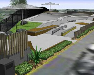 Work on the skate area is set to start this summer. Image: Newsline / CCC