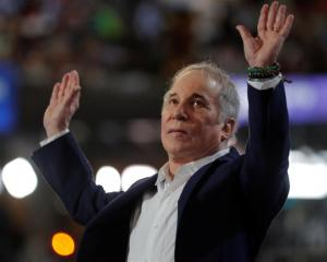 Paul Simon. Photo: Reuters
