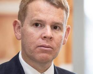 Chris Hipkins. Photo: ODT files