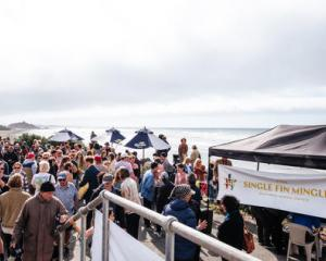 The Single Fin Mingle festival starts today with two musical events planned for the weekend...
