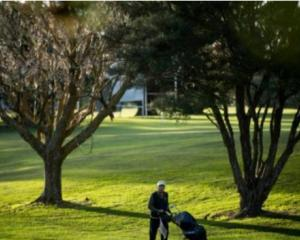 Three holes at the Chamberlain Park golf course will be closed after three incidents in close...