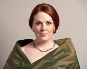 Soprano opera singer Anna Leese. Photo: supplied