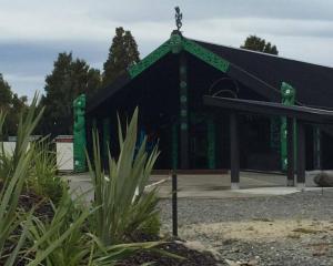 Arahura Marae. Photo: supplied via NZ Herald