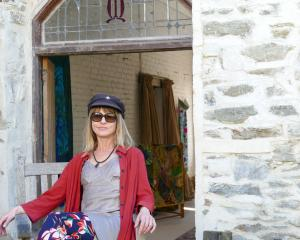 New Touchstone Gallery owner Simone Chesterman is looking forward to hosting the Lawrence Art...