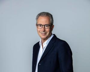 British comedian, scriptwriter, playwright, novelist, actor, director ... Ben Elton returns to...