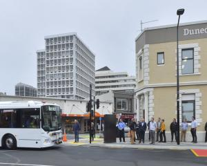 Bus drivers wanted the living wage to be implemented and for drivers to be back-paid to July 1....
