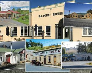 Several Central Otago pubs and hotels have either been sold in the past 12 months or are in the...