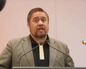 Māori Party president Che Wilson. Photo: NZ Herald