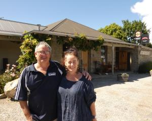 Chatto Creek Tavern owners Grant and Fiona Sutherland are among the many people who have swapped...