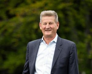 Retiring Pacific Edge chief executive David Darling.