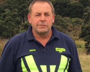 Bruce Mitchell says he flagged up handbreak issues, to no avail. Photo: Phil Pennington/RNZ