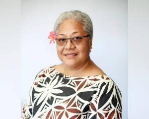 Fast leader Fiame Naomi Mata'afa. Photo: Supplied via NZ Herald