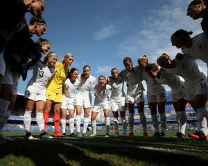 The Football Ferns will have a road at the Tokyo Olympics. Photo: Getty Images